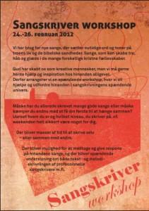 Sangskriver-workshop